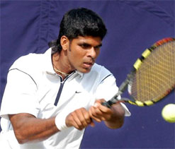 ITF Tennis: Vishnu pockets title