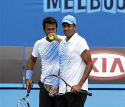 Leander Paes has no issues pairing with Bhupathi