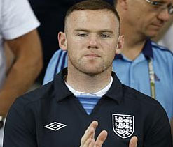 Rooney in the running for England vice-captaincy: Hodgson