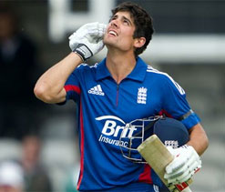 Cook's ton powers England to easy win over West Indies