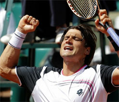 French Open: Ferrer sends out a warning to the favourites