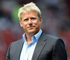 Man United's legendary goalkeeper Schmeichel returns to club as 'ambassador'