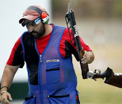 Treating Olympics as another shooting event: Ronjan Sodhi