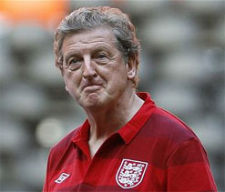 Ukraine `horror stories` deterred fans, says Hodgson