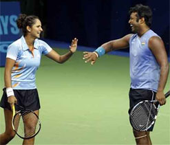 Only Leander to partner Sania, action against Bhupathi, Bopanna: AITA