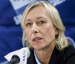 Navratilova insists Murray 'not in mix of elite four in tennis'