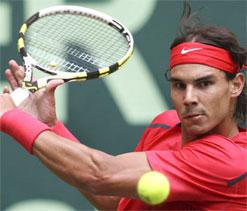 Nadal named flag bearer for Spain`s Olympic team