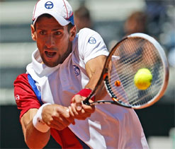 Djokovic, Sharapova named 'top seeds' for Wimbledon 2012