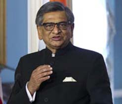 Forego individual egos and prejudices: S M Krishna