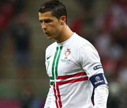 Euro 2012 show may help me get the best player of the world award: Ronaldo