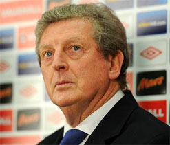 Hodgson asks England players to sing 'God Save the Queen' before every Euro match
