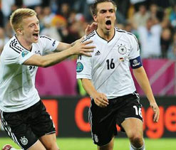 We can`t make the same mistakes, warns Germany skipper Lahm
