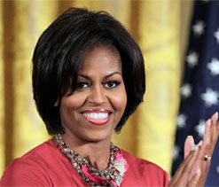 Michelle Obama to lead U.S. presidential delegation at Olympics opening ceremony