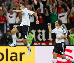 Euro 2012: How Germany set new world record...