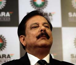 Sahara chief seeks PM`s intervention in tennis row