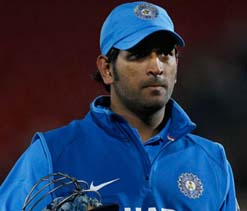 Dhoni slips one place in ICC ODI Rankings