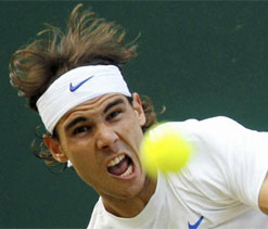 Nadal believes thinking of winning Wimbledon title is 'arrogant and crazy'