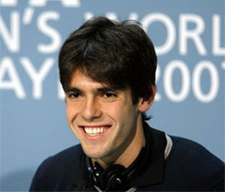 Kaka`s father in talks with AC Milan