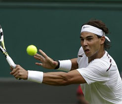 Wimbledon: Nadal advances to second round, eyes 12th grand slam