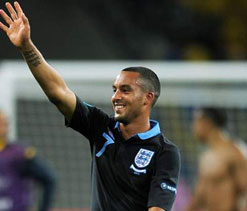 England future is bright despite penalty heartbreak: Walcott