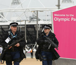 MI5 chief talks threats before Olympics