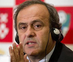 Introducing goal-line technology would be a historical mistake: Platini
