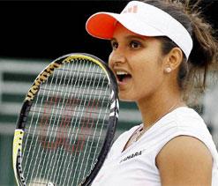IOA backs Sania Mirza