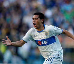 Ronaldo pleaded with me to join Corinthians: Riquelme