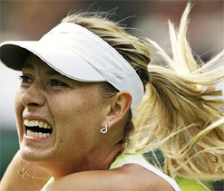 Sharapova-style 'lion-roar' shrieks may soon be history in tennis