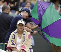 Wimbledon 2012 Day 3: Djokovic, Federer, Clijsters win; Wozniacki, Li Na crash out