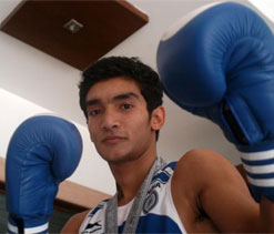 Youngest Indian boxer Thapa seen as Olympic medal prospect