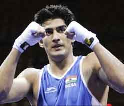 Want to be known as one who got medals for India: Vijender