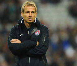 Germany could not control Italy`s midfielders, says Klinsmann