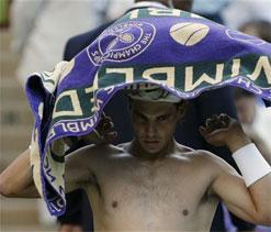 Wimbledon 2012: Rafael Nadal suffers shock defeat to Lukas Rosol