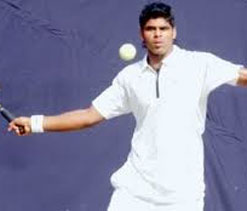 Top Indians for ITF event
