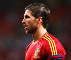 We want to avoid penalties against Italy: Sergio Ramos
