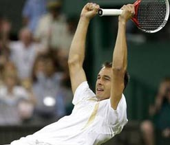 Rosol needed 'shot of booze' to sleep after shock Wimbledon win over Nadal