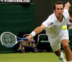 Radek Stepanek ordered to change 'bright shoes' over All England Club's strict 'predominantly white'
