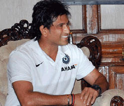 My first focus will be on cricket: Sachin after becoming MP
