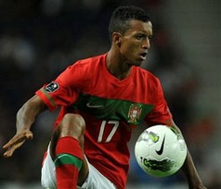 Nani believes England unlikely to reach Euro knockout stage due to Rooney's absence