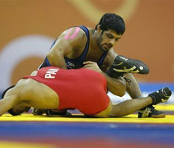 Indian Olympic-bound wrestlers served rotten food