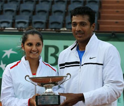 We are the team to beat in Olympics: Sania