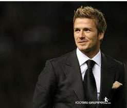 David Beckham on provisional Olympic list
