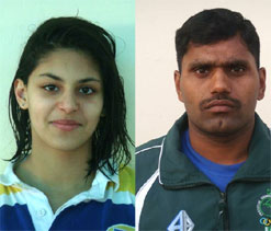 2 Pak swimmers get wild cards to take part in London Olympics