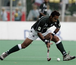 Sohail Abbas to lead Pakistan hockey team at London Olympics