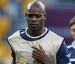 Mario Balotelli missing pet dog during Euro tournament