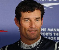 Webber extends contract with Red Bull Racing till 2013