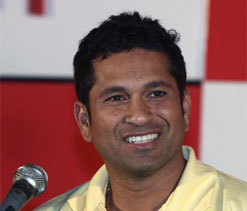 Sachin Tendulkar is madly in love with cricket