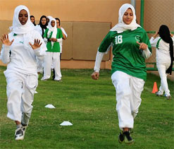 No Saudi women qualified for Olympics: Report