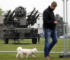 Judge rejects bid to stop Olympic rooftop missiles